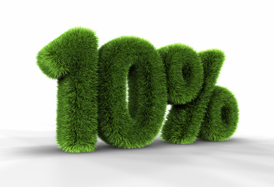 10 Percent Off Landscaping Services